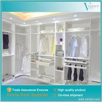 Modern bedroom wardrobe designs multifunctional storage wardrobe