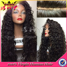 Hot sale kinky curly india hair wig price Human Hair Wig Indian Women Hair Wig
