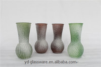 GLASS VASES FOR BEAUTIFUL FLOWER
