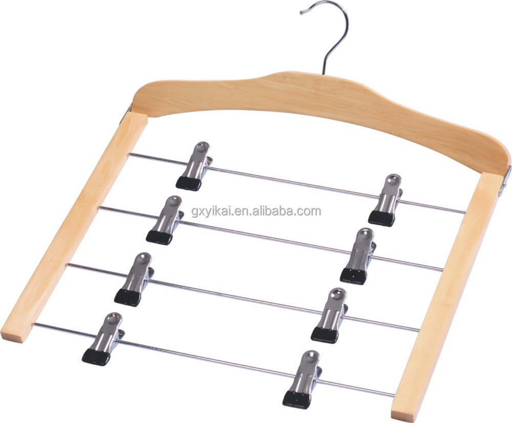 WHS-40126-wooden space saving hanger with skirt and trousers.jpg