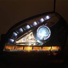 Headlight Angel Eyes Headlights for Automobiles Modified LED Headlight Assembly