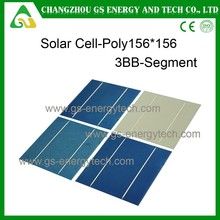 Highest quality factory price China made poly 4.23w 6x6 inch solar cell for sale