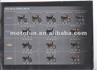 YAMAHA genuine YB125 series motorcycles