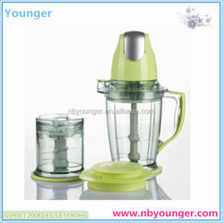 hand held food chopper, plastic onion chopper, food processor with meat grinder