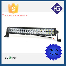 Cars accessories IP68 Crees 21.5 inch off-road 120W off road led lights 12v
