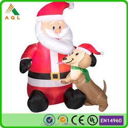 inflatable christmas item inflatable merry christmas