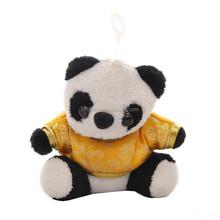 Factory supply most cute big eyes panda,soft panda bear stuffed toys