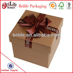 High Quality gift boxes for towels Wholesale In Shanghai