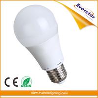 High Quality 5W 7W 10W 12W 14W Ra 80 IC Drive Plastic Aluminium Material LED Bulb lighting
