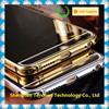 Luxury Aluminum Ultra-thin Mirror Metal Case Cover for iPhone 5/ 5s/ 6/ 6 Plus