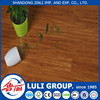 HDF Laminated flooring from shandong LULIGROUP