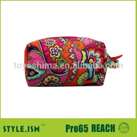 Popular cute girls hand cosmetic pouch phone pouch