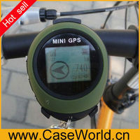 Outdoor motorcycle Mini Handheld GPS Navigation,Tracker Device Hiking Camping Adventure