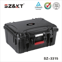 Waterproof Hard Case With Foam for Shotgun Laptop or Camera