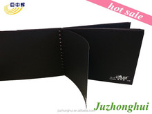 black cardboard with grey back from paper supplier/ black tissue paper