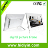 """9""""led screen/acrylic video digital picture frame of built-in mp3 mp4 player"""