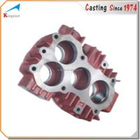 OEM custom cast iron casting gearbox housing