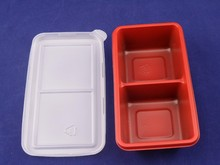 disposable plastic sushi lunch tray