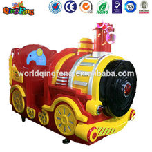 Pequeña máquina de beneficios grandes juguete coches de choque clásico parachoques de los coches venta multi juego de arcade machine