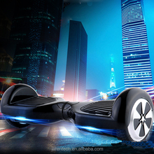 CE FCC ROHS New product UK US Germany warehouse smart monorover r2 electric two wheel self io hawk scooters with LED light