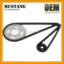 420 Chain for Motorcycle, Top Quality 420 Motorcycle Chain Kits, 40Mn Chain from Professional Manufacturer from China!!