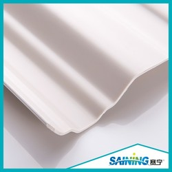 hangzhou plastic sheets thick solid polycarbonate sheet