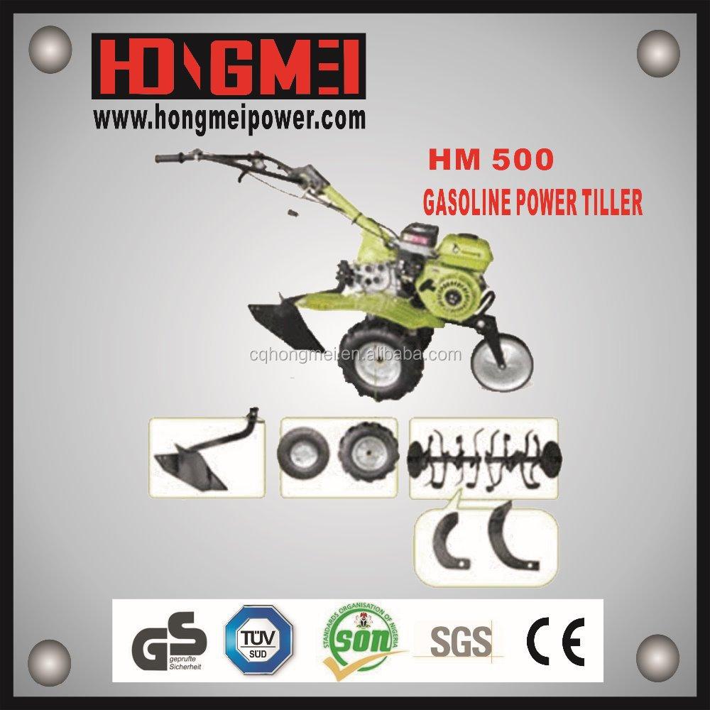 2015 горячая распродажа! Мотор мотыга / бензин румпель HM500 / Ce / / культиватор