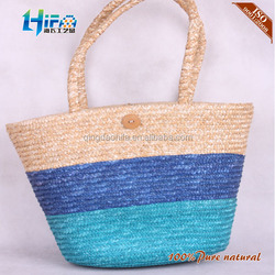 Sky Straw Beach Bags Wholesale Qingdao,China