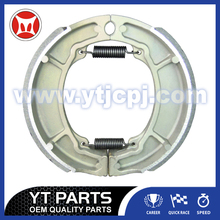 Supply RX125 Motorcycle Brake Shoe Of Parts For Yamaha