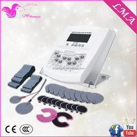 Hot sale most popular low frequency therapy electric stimulator slimming equipment