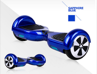 smart 6.5 inch 2 wheel self balancing electric scooter