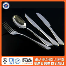 Different kinds of flatware made in China