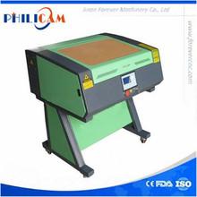 long lifetime cnc FLDJ-5030 Laser engraving/ cutting machine