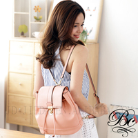 BELLUCY customized product fold over Front fashion bag