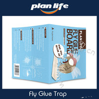 Spot Wholesale High Quality Disposable Fly Glue Trap Fly Catcher Paste