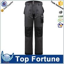 Personalizados multicolor multi-bolsillo pantalones trabajo baratos para hombre