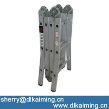 Aluminio escalera multiusos