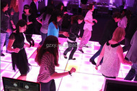 IP65 waterproof interactive led dance floor light for sale