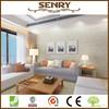 interior 3d decorative paintable wallpaper solid color wallpaper