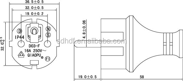 wiring diagram for european plug  wiring  wiring free images