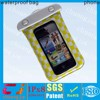 hot sale pvc waterproof bag for iphone5 with ipx8 certificate
