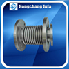 high temperature resistent floating flange metallic bellows expansion joints