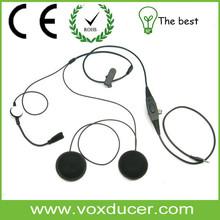 Good Price Volume Control Two Way Radio Intercom Helmet Headset with Boom/Mic Motorcycle Helmet Speaker