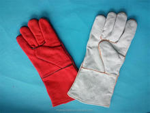 safety leather labor protection gloves
