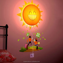 Easter bedroom wall lights for kids birthday