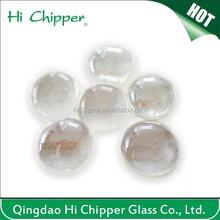 Decorative Clear Glass Gems Stone