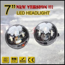2015 headlight motorcycle harley 7inch