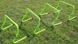Newly sale agility hurdle Speed Hurdle Trainer Sports Adjustable Training Hurdle
