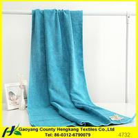 superfine 100% polyester yarn dyed towel cloth