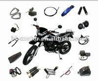 QingQi Motorcycle XM200GY-B Spare Parts and Accessories